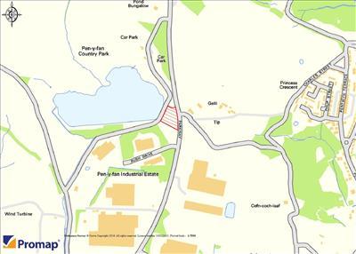 Land Adj Pen Y Fan Pond, Oakdale, NP11 3EH