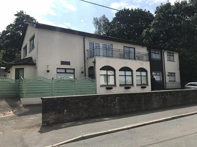 Former Parkside Residential Care Home, Hill View, Maesycwmmer, Hengoed, CF82 7QE